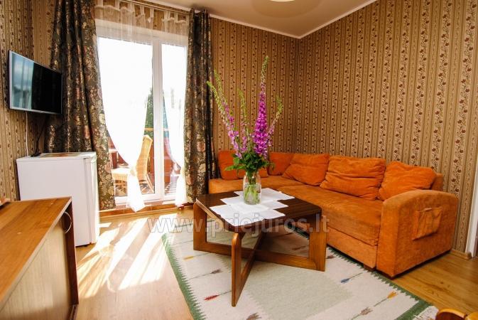 Dom Goscinny w Sventoji Osia - Pokoje, apartamenty 150 m wydmy! - 18