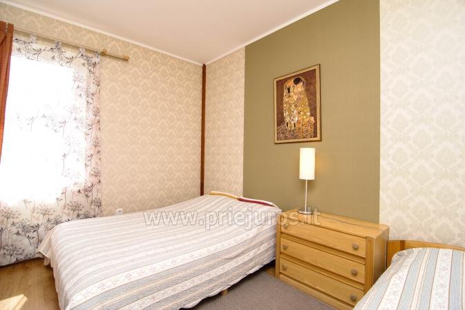Dom Goscinny w Sventoji Osia - Pokoje, apartamenty 150 m wydmy! - 19