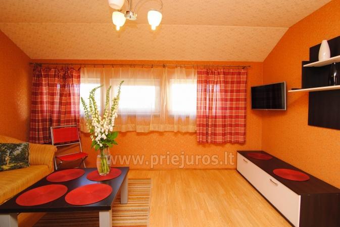 Dom Goscinny w Sventoji Osia - Pokoje, apartamenty 150 m wydmy! - 28