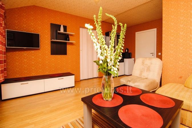 Dom Goscinny w Sventoji Osia - Pokoje, apartamenty 150 m wydmy! - 30