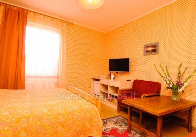 Dom Goscinny w Sventoji Osia - Pokoje, apartamenty 150 m wydmy! - 11