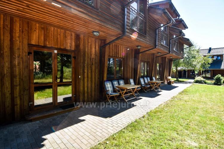 Dom goscinny w Sventoji AMBASADA - 4
