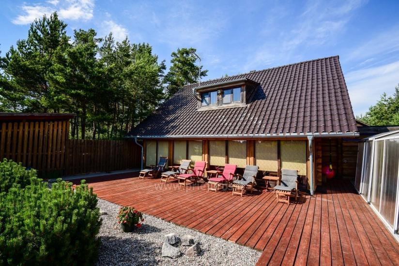 Dom goscinny w Sventoji AMBASADA - 1
