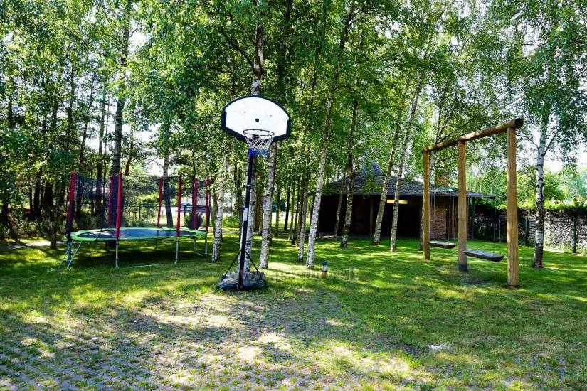 Dom goscinny w Sventoji AMBASADA - 10