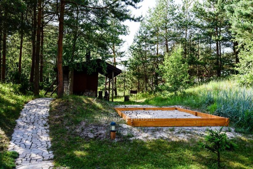 Dom goscinny w Sventoji AMBASADA - 9