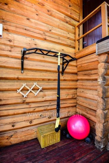 Dom goscinny w Sventoji AMBASADA - 11