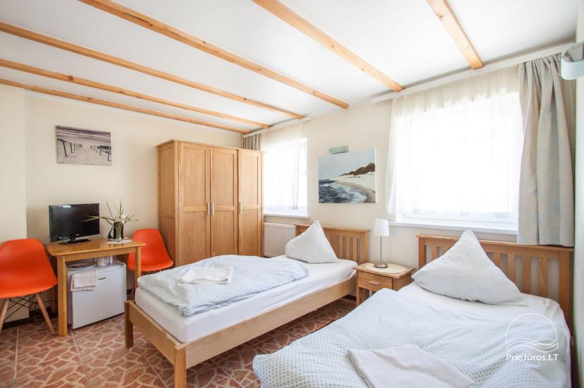 Motel Lagūna w Nidzie - 9