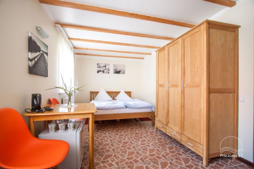 Motel Lagūna w Nidzie - 10
