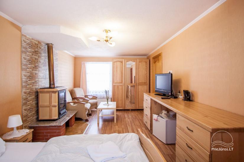 Motel Lagūna w Nidzie - 11