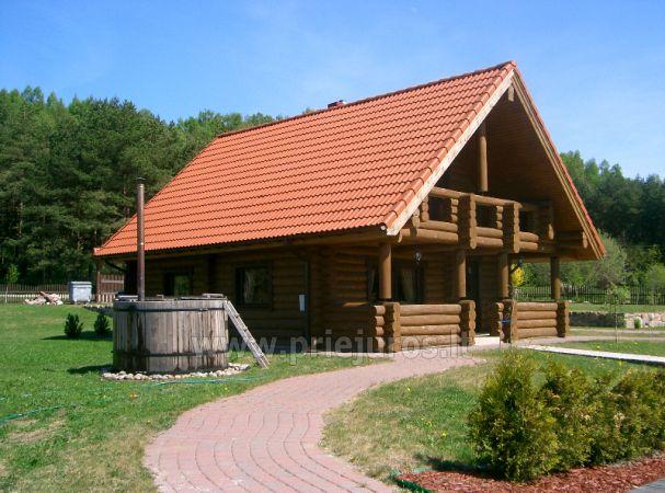 Gospodarstwo blisko Klajpedy i Polagi Baubliai - 3