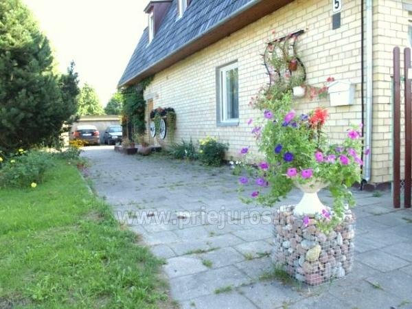 Pensjonat i nowe, przytulne domki w centrum Sventoji - 5