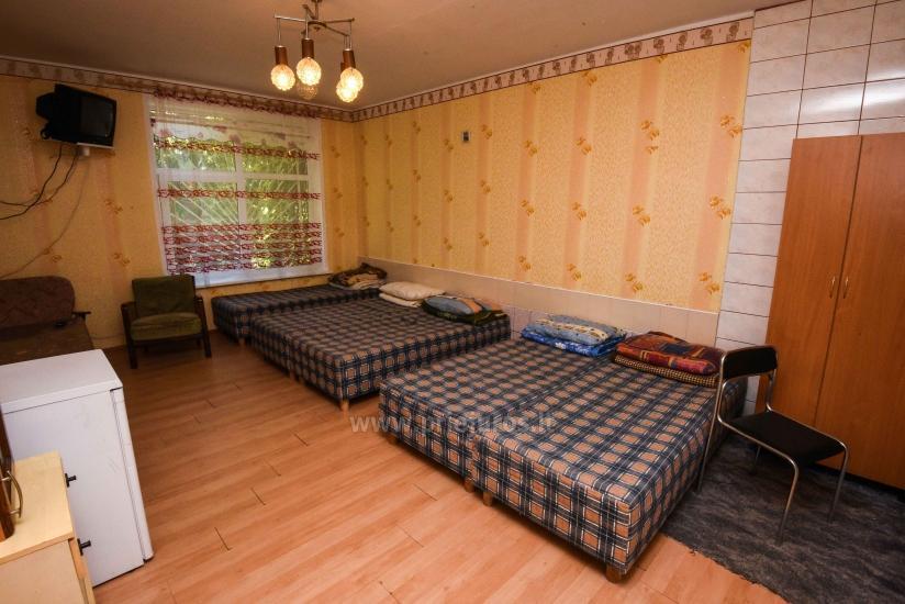 Pensjonat i nowe, przytulne domki w centrum Sventoji - 7