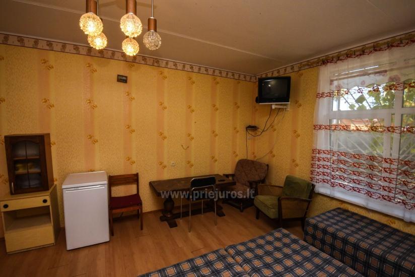 Pensjonat i nowe, przytulne domki w centrum Sventoji - 8