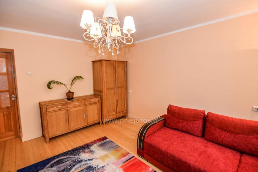 Przytulne dwupokojowe mieszkanie w centrum Połągi - 3