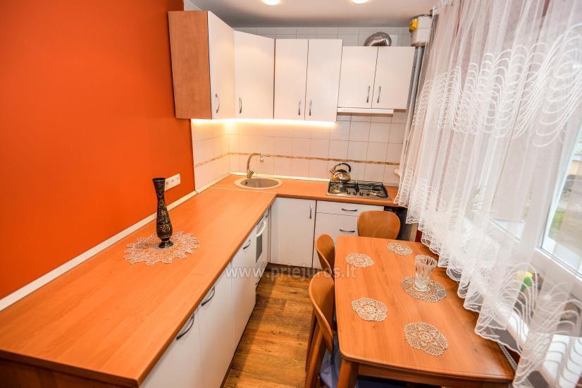 Przytulne dwupokojowe mieszkanie w centrum Połągi - 10