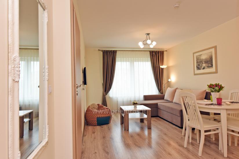 Nowe apartamenty w kompleksie Smelio kopa - 3