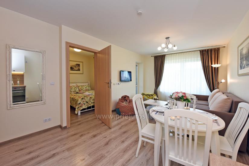 Nowe apartamenty w kompleksie Smelio kopa - 4