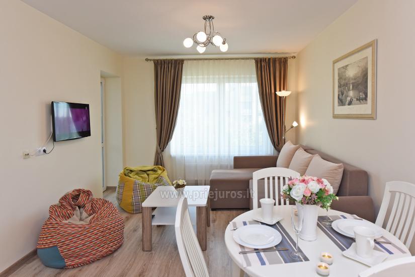Nowe apartamenty w kompleksie Smelio kopa - 8