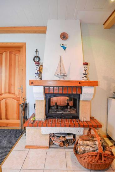 Trzy pokoje w Nidzie, w domu etnograficznym - 5