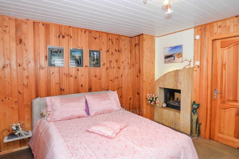 Trzy pokoje w Nidzie, w domu etnograficznym - 8