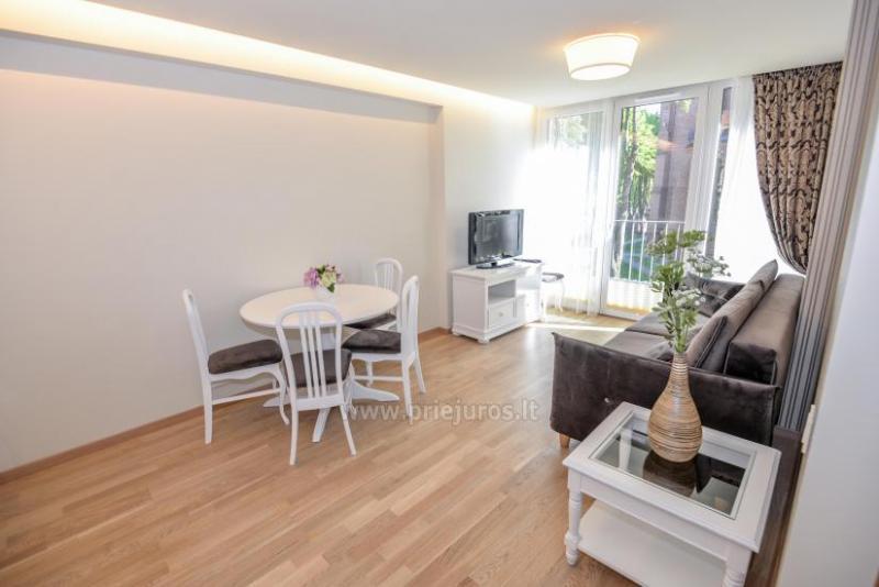 Apartamenty IN24 w samym sercu miasta Połąga