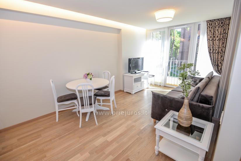 Apartamenty IN24 w samym sercu miasta Połąga - 1
