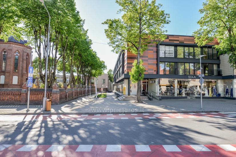 Apartamenty IN24 w samym sercu miasta Połąga - 21