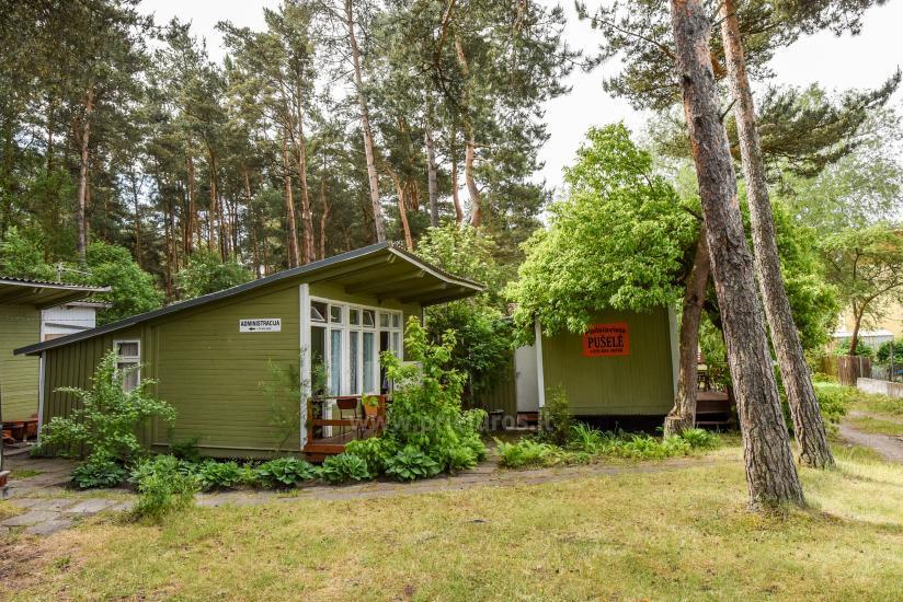 Domy wakacyjne do wynajęcia w Sventoji Pušelė - 1