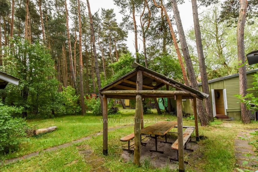 Domy wakacyjne do wynajęcia w Sventoji Pušelė - 7