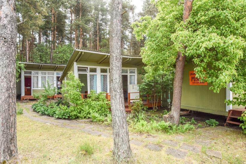 Domy wakacyjne do wynajęcia w Sventoji Pušelė - 2