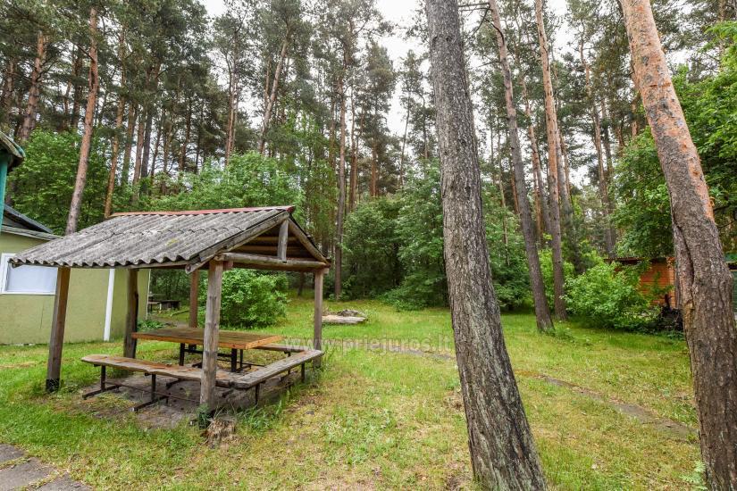 Domy wakacyjne do wynajęcia w Sventoji Pušelė - 6