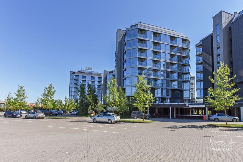 Mieszkanie do wynajęcia w Sventoji w kompleksie Elija - 1