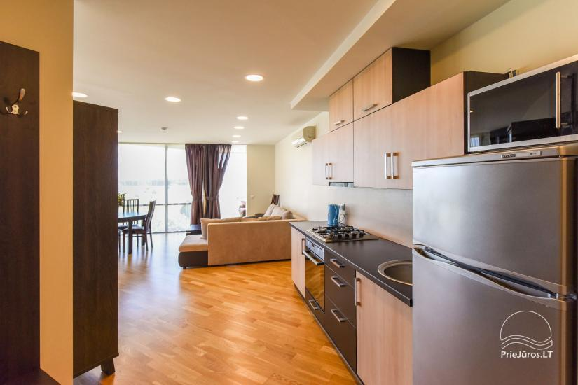 Mieszkanie do wynajęcia w Sventoji w kompleksie Elija - 30