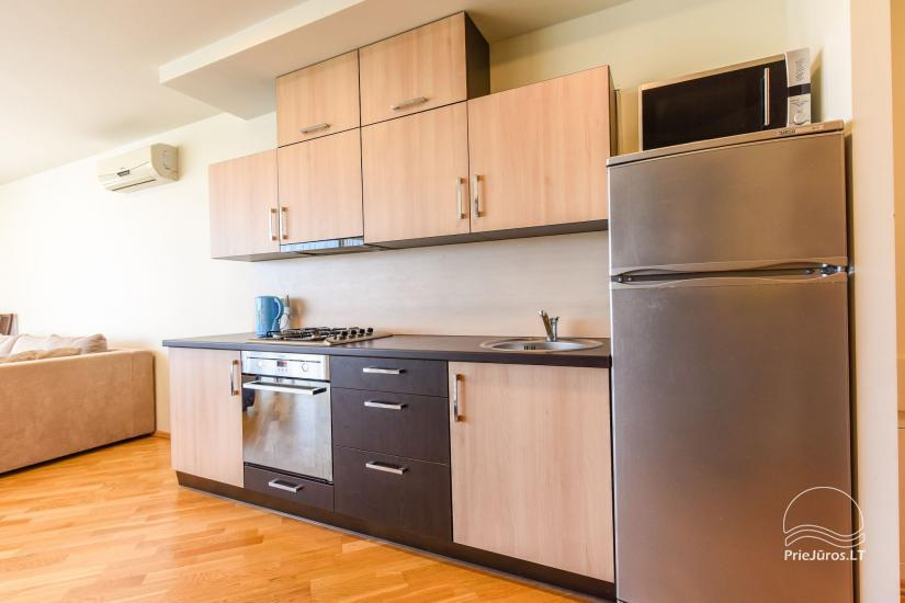 Mieszkanie do wynajęcia w Sventoji w kompleksie Elija - 31