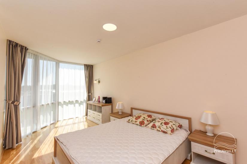 Mieszkanie do wynajęcia w Sventoji w kompleksie Elija - 22