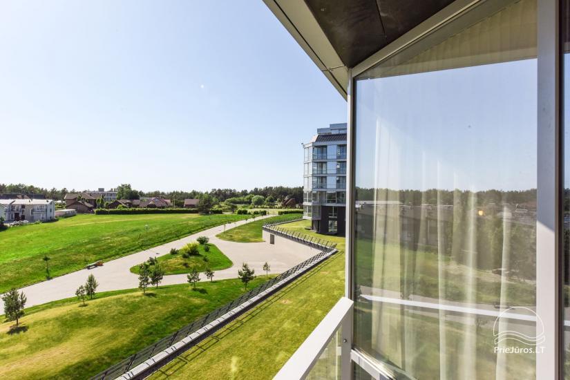 Mieszkanie do wynajęcia w Sventoji w kompleksie Elija - 27
