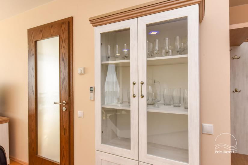 Mieszkanie do wynajęcia w Sventoji w kompleksie Elija - 16