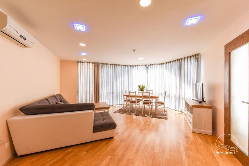 Mieszkanie do wynajęcia w Sventoji w kompleksie Elija - 14