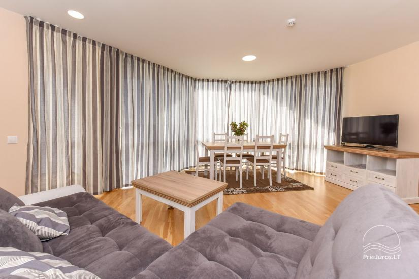 Mieszkanie do wynajęcia w Sventoji w kompleksie Elija - 17