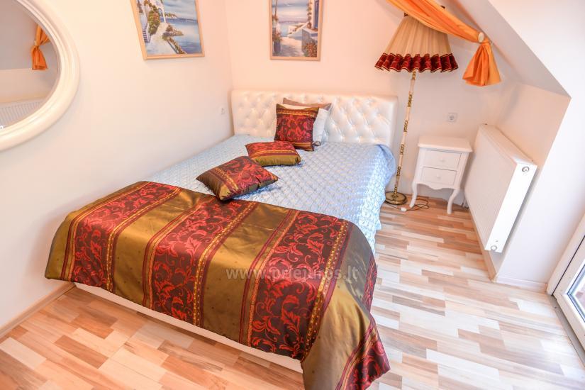 Apartamenty i pokoje do wynajęcia w Połądze, centrum miasta - 3