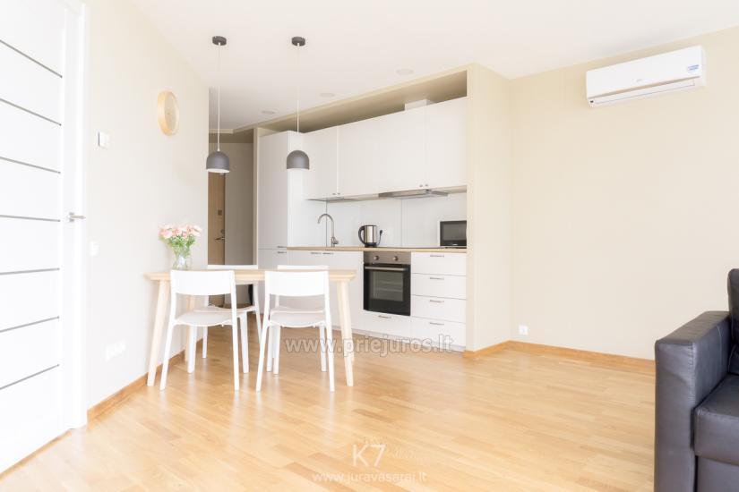 Apartament w Sventoji w kompleksie Elija - 3