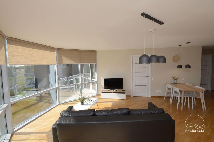 Apartament w Sventoji w kompleksie Elija - 4