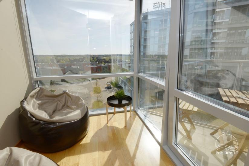 Apartament w Sventoji w kompleksie Elija - 6