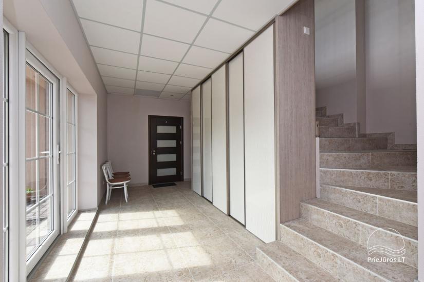 """Nowe domek, apartamenty i pokoje z kuchniami i tarasami w Połądze - willa """"OPTIMISTAS"""" - 17"""