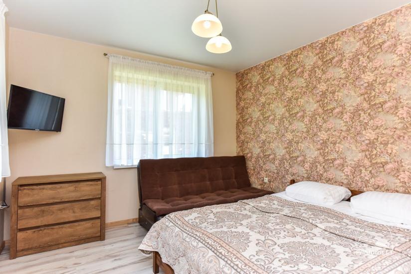 """Nowe domek, apartamenty i pokoje z kuchniami i tarasami w Połądze - willa """"OPTIMISTAS"""" - 45"""