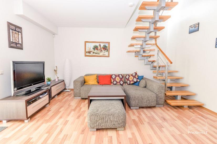 Dobrze urządzony apartament może pomieścić 4-8 osób - 4