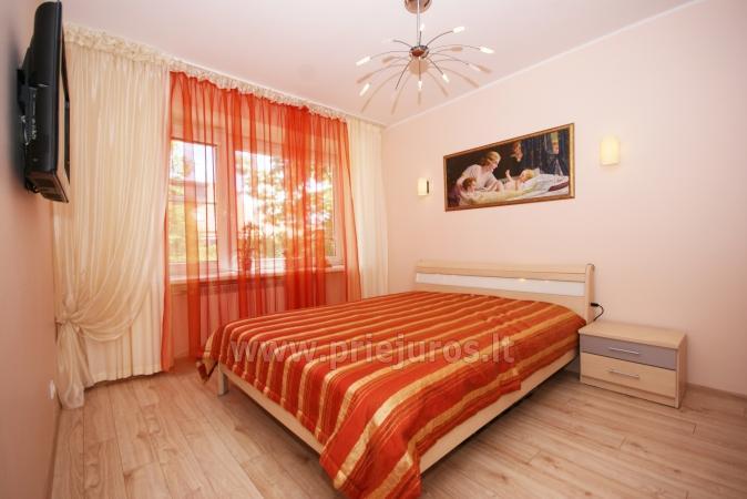 Wynajmę mieszkanie w Nidzie: dwa pokoje apartament z widokiem na lagunę - 4