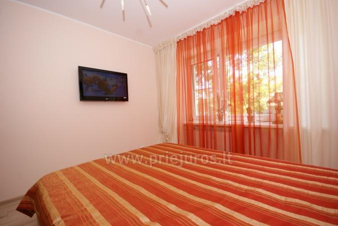 Wynajmę mieszkanie w Nidzie: dwa pokoje apartament z widokiem na lagunę - 5