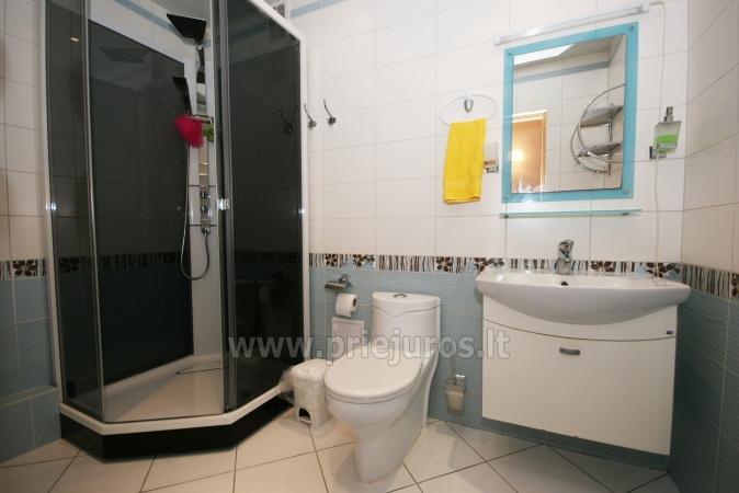 Wynajmę mieszkanie w Nidzie: dwa pokoje apartament z widokiem na lagunę - 6