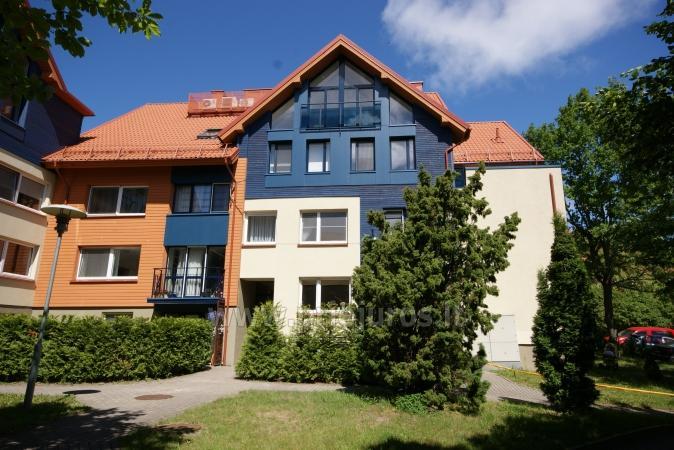 Dwa pokoje apartament z widokiem na lagunę